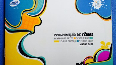 Photo of Programação de Férias JAN 2017 na CAIXA Cultural Curitiba
