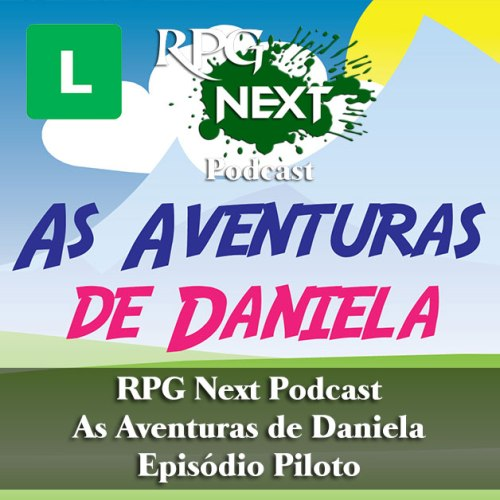 Capa-MP3-As_Aventuras_de_Daniela_-_Episodio_Piloto