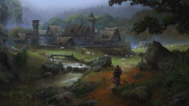 Photo of Contos de Donavan Liadon – Capítulo 2 – A vila misteriosa