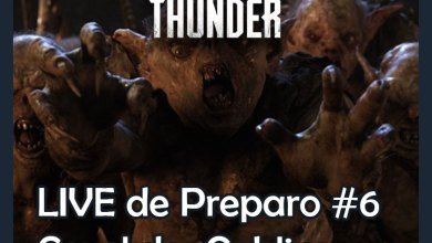 Photo of Covil dos Goblins – LIVE de Preparo #6 – D&D 5e no Roll20 | Storm King's Thunder