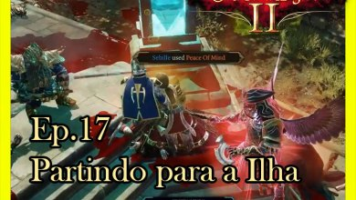 Photo of Partindo para a Ilha sem nome | Divinity: Original Sin II – Ep.17