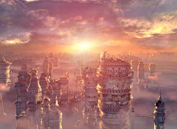 Final Fantasy X The RPG Square