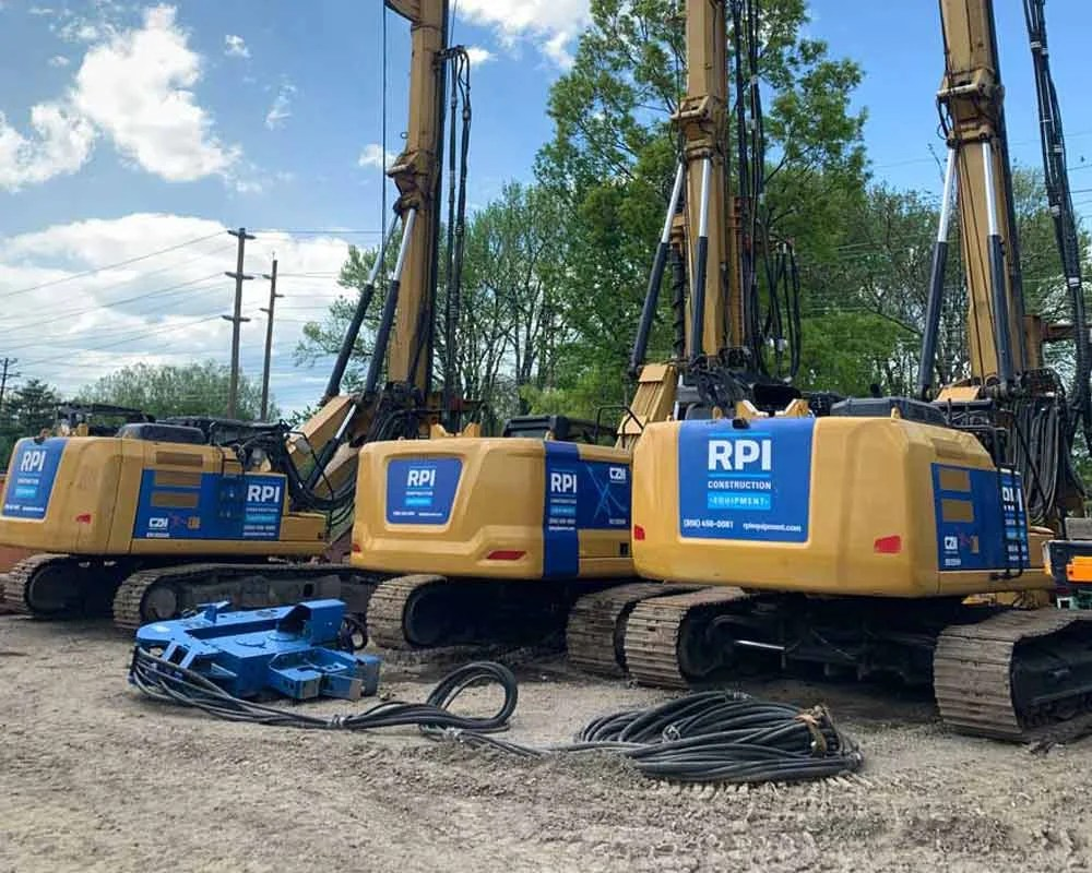 drilling equipment for rent or sales