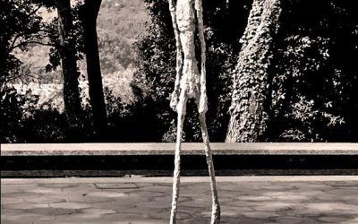 EL HOMBRE QUE CAMINA de Giacometti – Juan Saunier