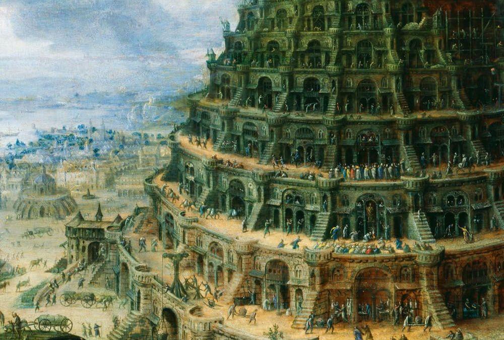 La torre de Babel – Iñigo García Blanco