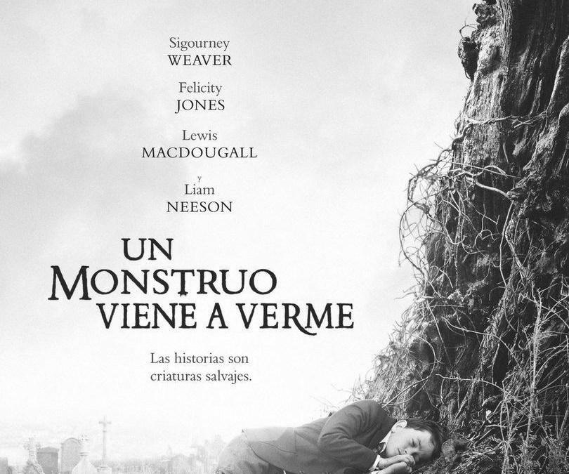 Un monstruo viene a verme – Juan Carlos de la Riva