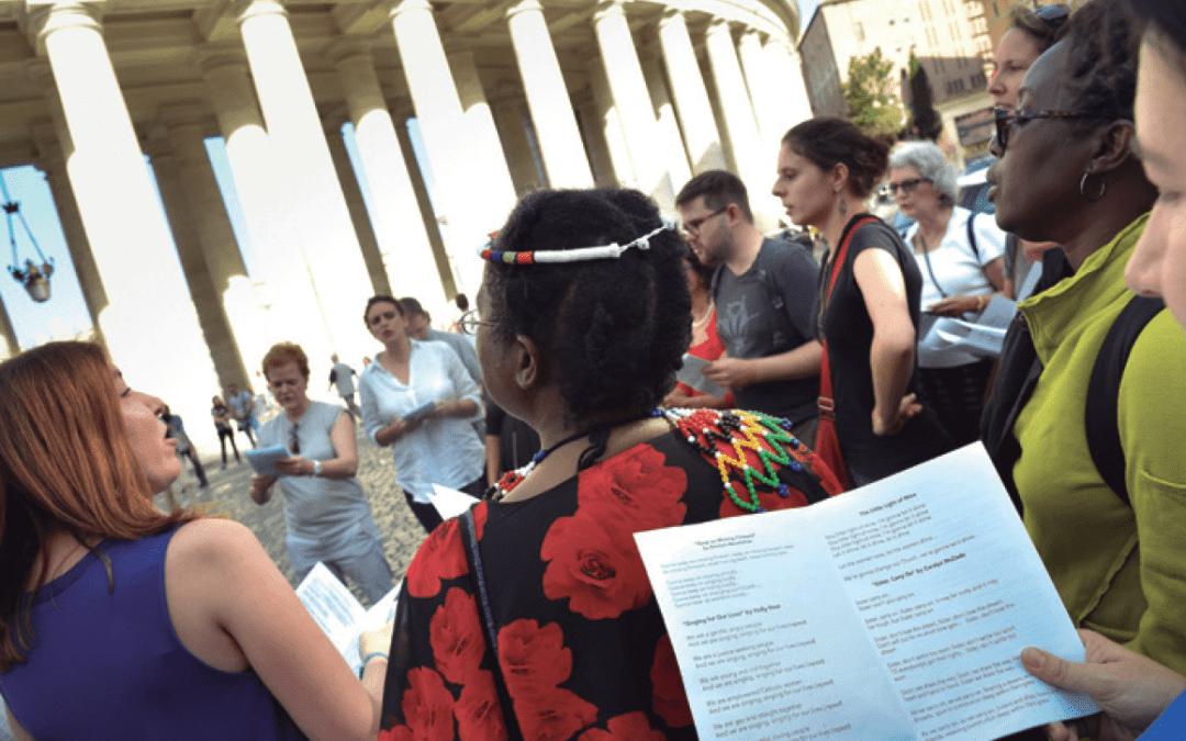JÓVENES Y MUJERES EN NUESTRA IGLESIA: BAUTISMO, VOCACIÓN Y MISIÓN – Oscar Alonso