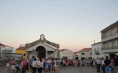 La cuadrilla de la parroquia – Luis Vicente García Txenti