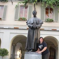 Testimonio inspirador de una religiosa – Lorena Pelusa