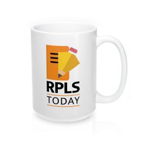 rpls today coffee mug