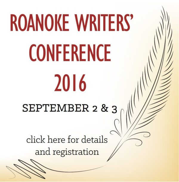 roanoke writers conference