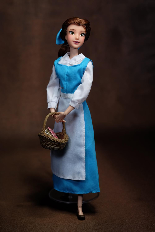 Belle Ooak Doll Repainted By R Y Factory