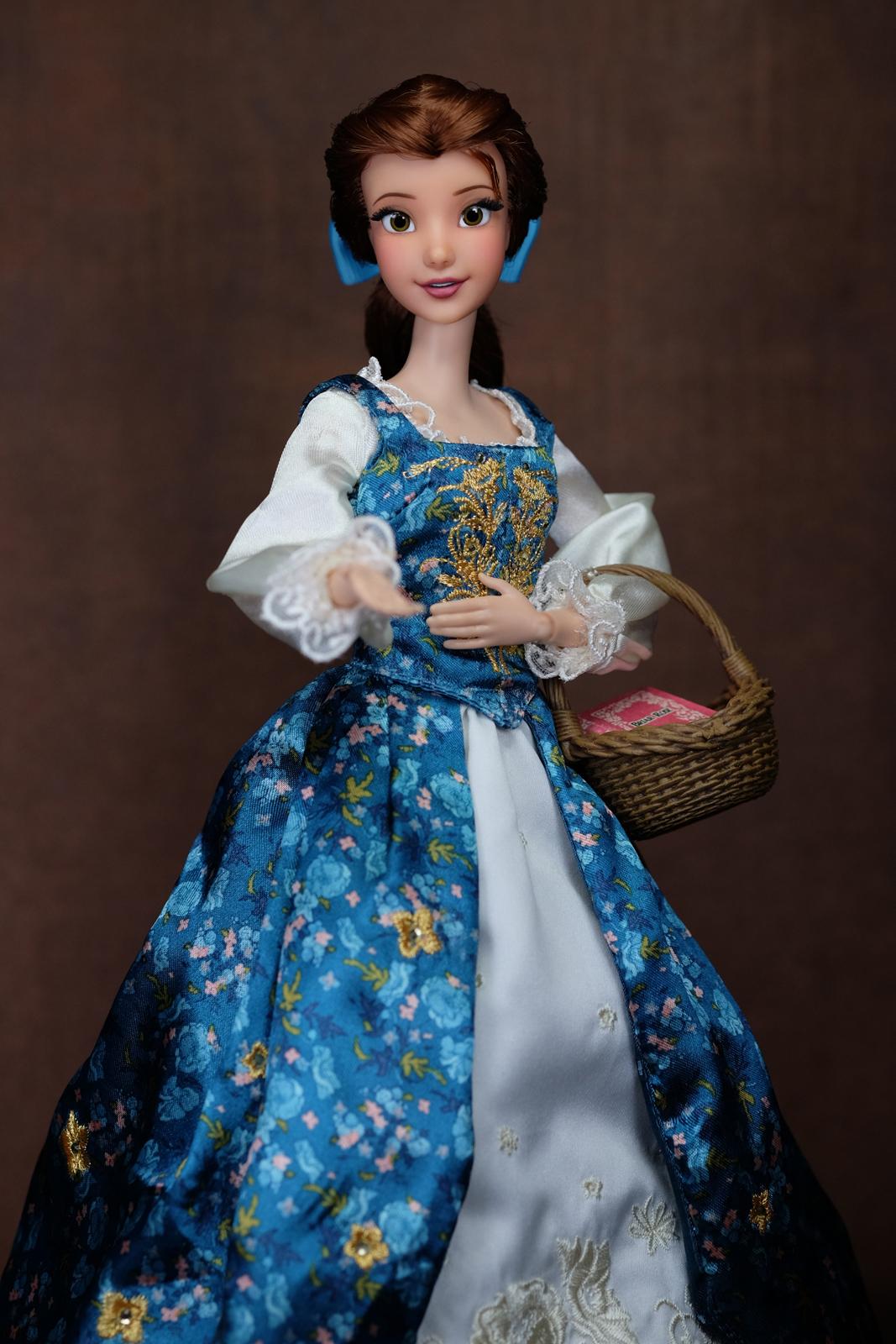 Belle OOAK Doll Repainted By RY Factory