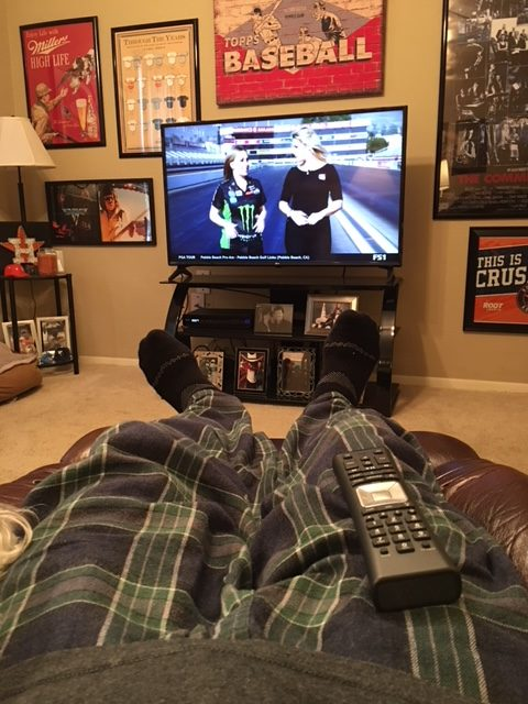 What Happens In Vegas…Hey, It Ends Up On The Recliner Report!