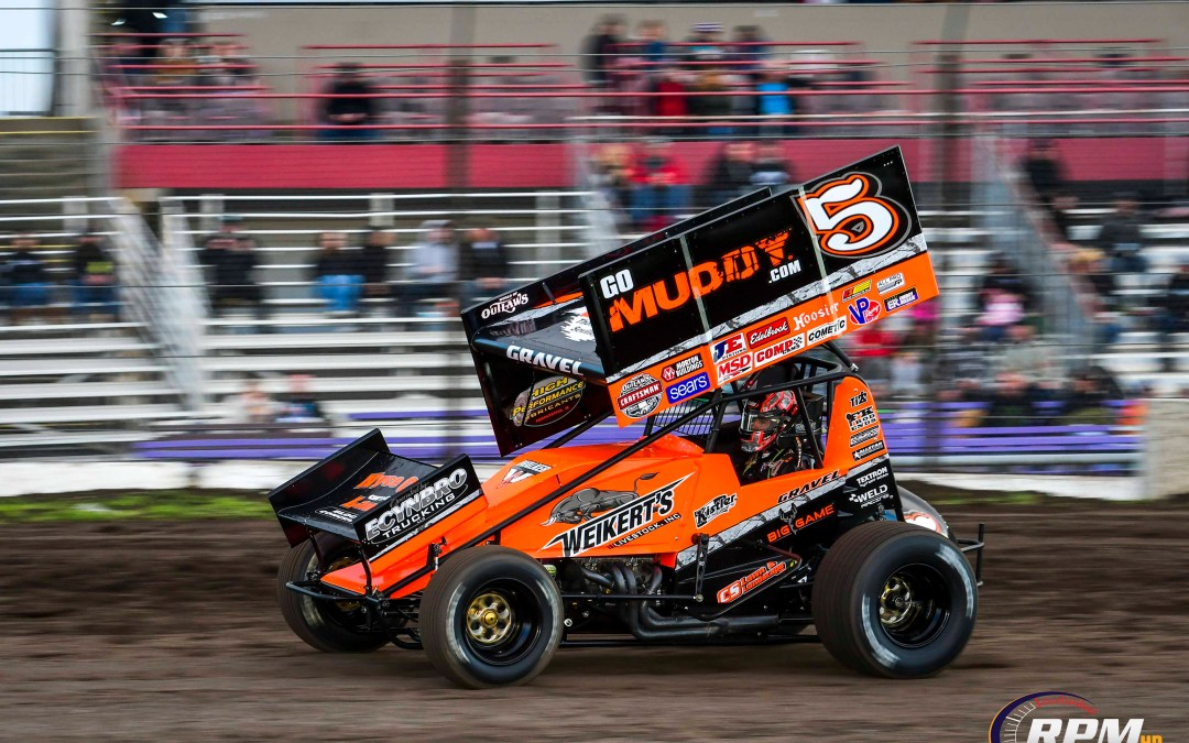 Gravel wins WoO race at Knoxville