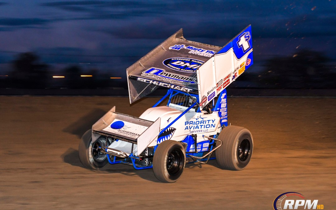 Schuchart wins, locks in at Knoxville