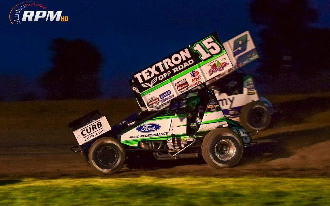 Donny Schatz Continues Dominance at River Cities