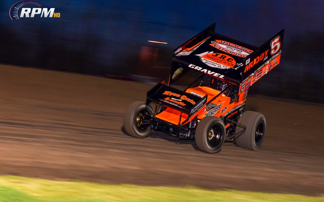 Gravel fights off Sweet challenges, wins WoO race at Ransomville