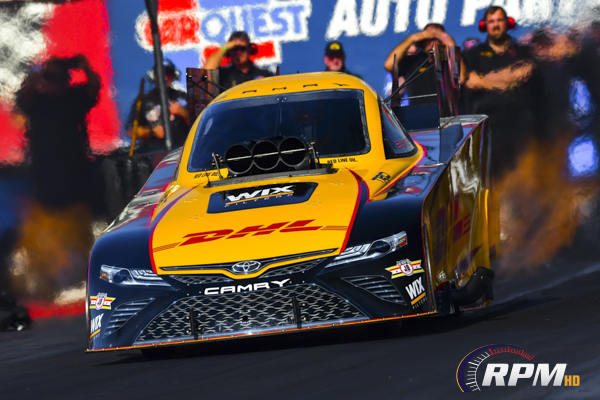 NHRA: Mass hysteria as Countdown begins