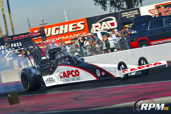 NHRA: Billy Torrence top qualifier in Top Fuel