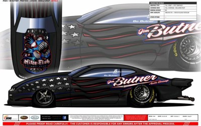 New look for Butner in 2019