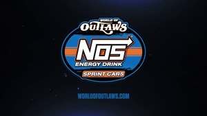 World of Outlaws NOS Energy Drink Sprint Cars Series