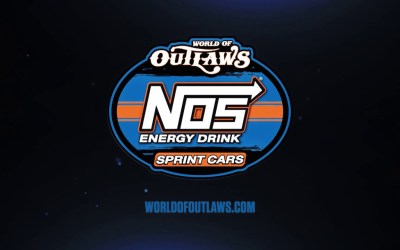 NOS Energy Drink becomes title sponsor of World of Outlaws Sprint Car Series
