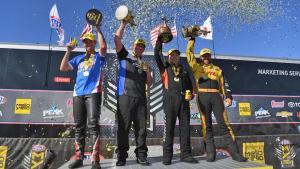 Las Vegas I winners