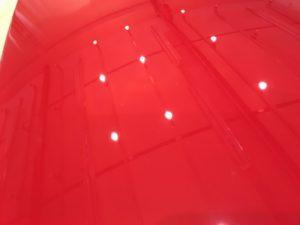 車の塗装 プロテクションフィルム