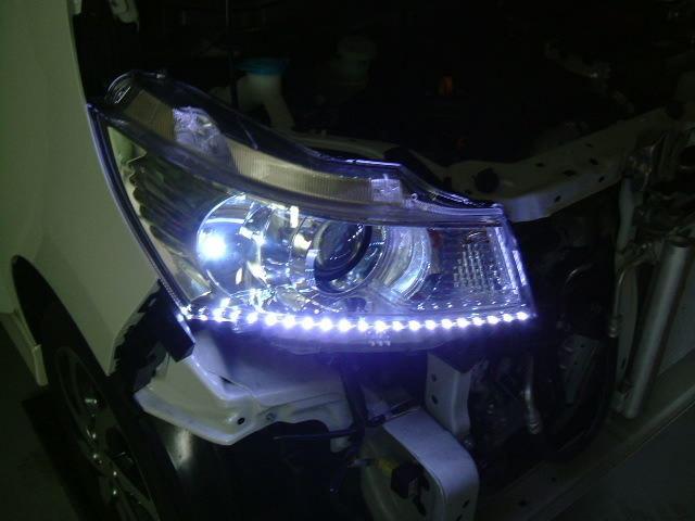 スズキ パレット LEDテープ