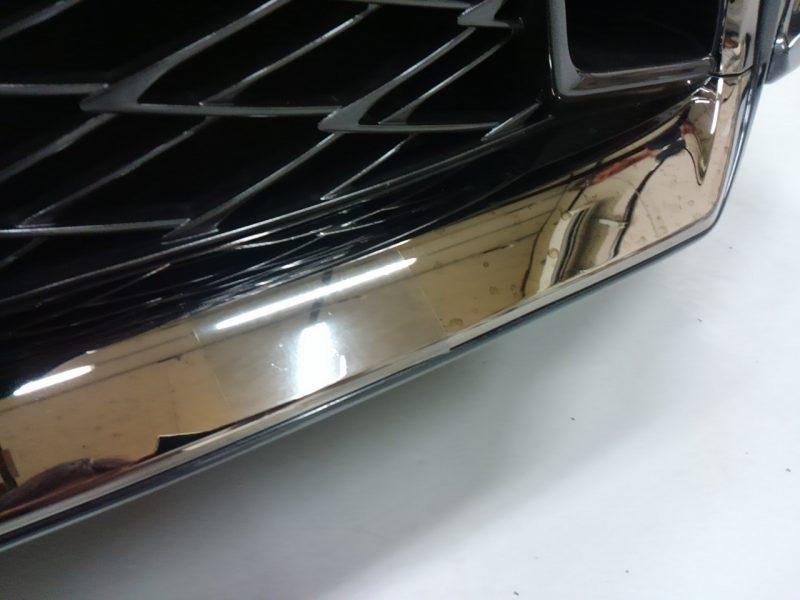 車のメッキモールの保護はコーティング以外にないのか?