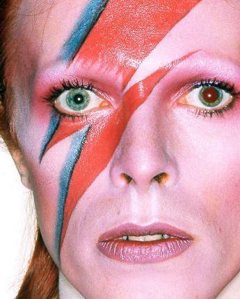 Aladdin Sane-era Bowie, 1973