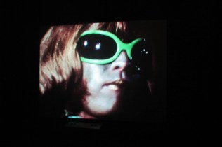 """Bug-Eyed Brian in the """"Jumpin' Jack Flash"""" video, 1968"""