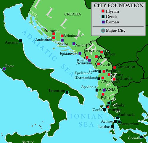 That History Nerd: Damn, Girl-Teuta, Queen of the Illyrians