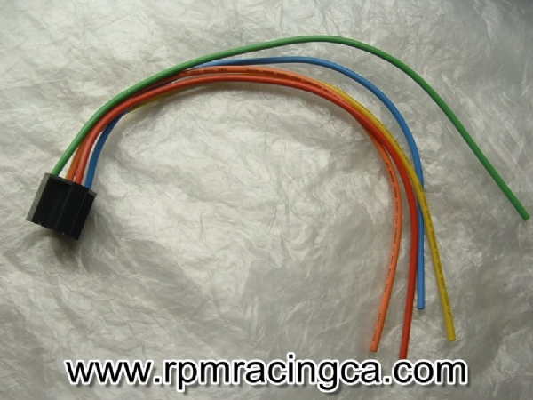 Connector Socket; 5 Pin Relay, Electrical, RelaySocket