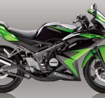 Test Ride Kawasaki  New Ninja 150 RR 2014
