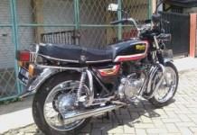 review Kawasaki KZ-200