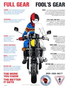 Safety Gear Untuk Para Bikers