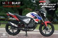 Review Honda New Megapro FI 3