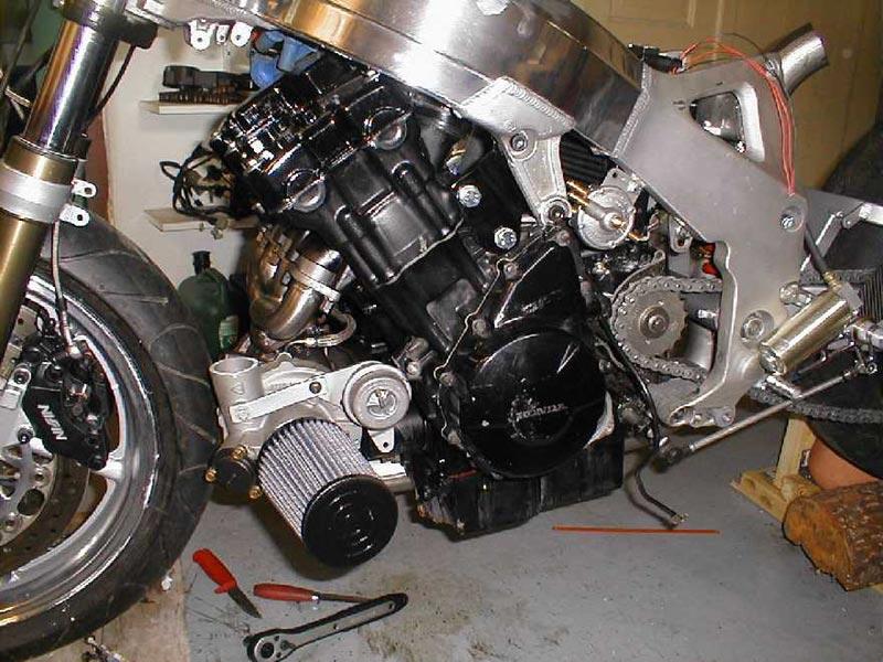Pasang Turbo Di Motor 1