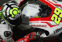 Standar Helm MotoGP