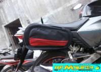 CaraPasang Side Bag Motor