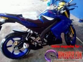 Pasang Knalpot Yamaha R25