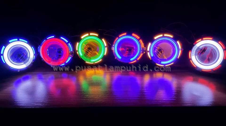 LED projie vs HID Projie