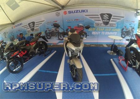 Suzuki Bike Meet Acara Silaturahmi Keluarga Suzuki 7