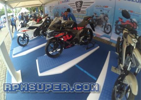 Suzuki Bike Meet Acara Silaturahmi Keluarga Suzuki 10
