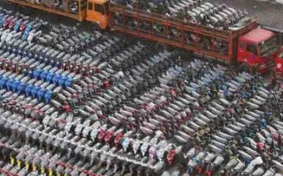 Perbedaan Motor Pasar Domestik dan Ekspor