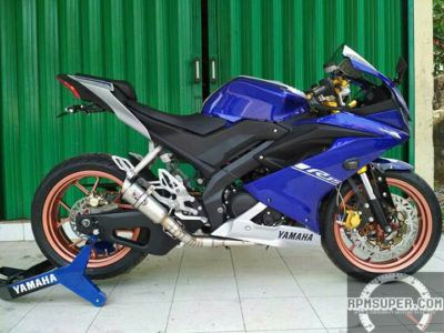 Modifikasi Kaki-Kaki Yamaha R15 V3