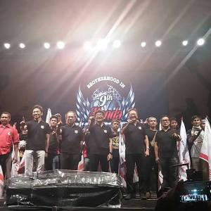Honda Bikers Day 2017, Rame dan Seru Banget