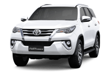 crash test toyota fortuner